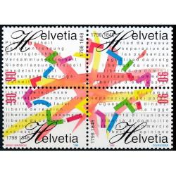 2004 - Suiza Ed 1810 ** MNH Perfecto Estado. UNESCO. El Monte San Giorgio (Edifil)
