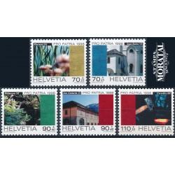 2004 - Suiza Ed 1817 © Usado, Buen Estado. Programa Alimentación Saludable (Edifil)