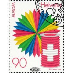 2004 - Suiza Ed 1820/1823 ** MNH Perfecto Estado. Pro Juventud 04. Educación (Edifil)