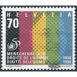 2004 - Suiza Ed 1824 © Usado, Buen Estado. Día del sello 04. Relámpago (Edifil)