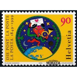 2005 - Suiza Ed 1836 © Usado, Buen Estado. Centenario Teoria Relatividad (Edifil)