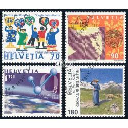 2005 - Suiza Ed 1849/1850 ** MNH Perfecto Estado. Conejo Félix, Personaje Infantil (Edifil)