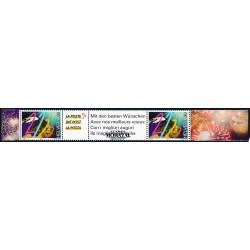 2005 - Suiza Ed 1853 ** MNH Perfecto Estado. Sellos con Mensajes (Edifil)