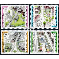 2005 - Suiza Ed 1854 © Usado, Buen Estado. Seire Corriente. Diseño Suizo. Portaminas (Edifil)