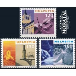 2005 - Suiza Ed 1867/1870 ** MNH Perfecto Estado. Pro Juventud 05. Derechos Niños (Edifil)