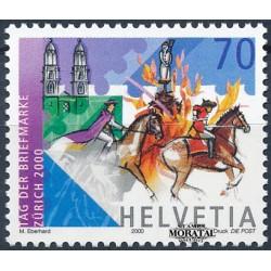 2005 - Suiza Ed 1876 ** MNH Perfecto Estado. Día del sello 05 (Edifil)