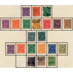 1930 - Francia Yv 263 © Usado, Buen Estado. Cent. Argelia Francesa (Edifil)