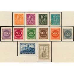 1933 - Francia Yv 290 * MH Buen Estado. Le Puy en Velay (Edifil)