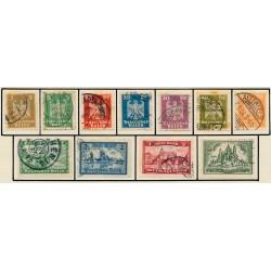 1935 - Francia Yv 304 (*) MNG Buen Estado. Victor Hugo (Edifil) Personajes