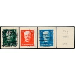 1936 - Francia Yv 310 * MH Buen Estado. André-M. Ampère (Edifil) Personajes