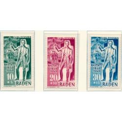 1930 - Francia Yv 266/268 © Usado, Buen Estado. Fondo Amortización (Edifil)