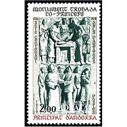 1962 - España Ed# 1444/1447 Yv# 1109/1112 ** MNH Nuevo sin Señal de Charnela Perfecto Estado. El Cid