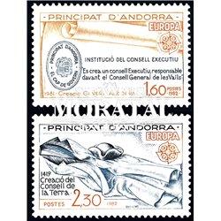1955 - España Ed 1166/1168 ** MNH Perfecto Estado. Ignacio Loyola (Edifil) Religioso