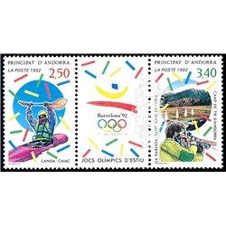 1961 - España Ed 1382/1387 * MH Buen Estado. Escorial (Edifil) Monaterios-Turismo
