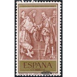 1959 Espagne 938  Pyrénées  *MH TB Beau  (Yvert&Tellier)