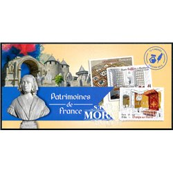 2013 France  Sc# 4466/4477  ** MNH Very Nice. Patrimonio de France (Scott)