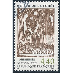 1995 France  Sc# 2475  (o) Used, Nice. Office of the Forest (Scott)