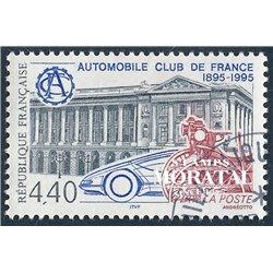 1995 France  Sc# 2499  (o) Used, Nice. Automobile Club (Scott)  Organizations