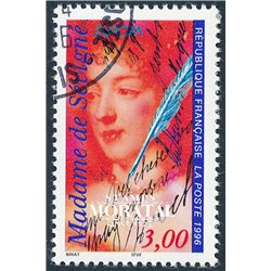 1996 France  Sc# 2521  (o) Used, Nice. Europa (Scott)