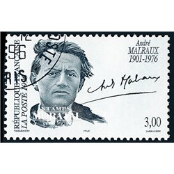 1996 France  Sc# 2548  (o) Used, Nice. André Malraux (Scott)  Red Cross