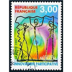 1997 France  Sc# 2553  (o) Used, Nice. Innovation (Scott)