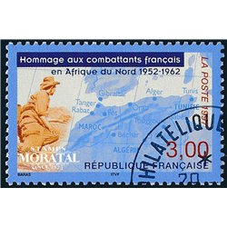 1997 France  Sc# 2581  (o) Used, Nice. Fighters (Scott)  Philately