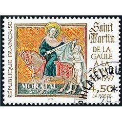 1997 France  Sc# 2588  (o) Used, Nice. Gaule (Scott)  Tourism