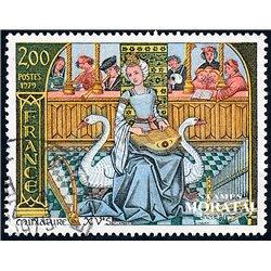 1979 France  Sc# 1625  (o) Used, Nice. Music (Scott)  Music