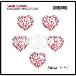 2012 France  Sc# 0  ** MNH Very Nice. Patch of Love. Heart (Scott)