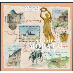 2003 France  Sc# 2985  (o) Used, Nice. Luxembourg (Scott)