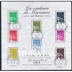 2004 France  Sc# 2957a  (o) Used, Nice. Marianne (Scott)