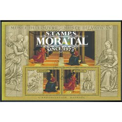 2005 France  Sc# 3153  (o) Used, Nice. The Annunciation, by Raphael (Scott)