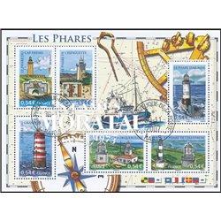 2007 France  Sc# 0  (o) Used, Nice. The Pahres (Scott)
