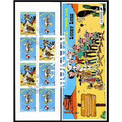 2003 France  Sc# 0  (o) Used, Nice. Comics. Lucky Luke (Scott)