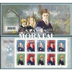 2007 France  Sc# 0  ** MNH Very Nice. Stamp Day (Scott)