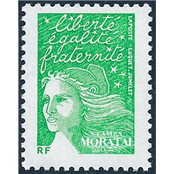 2002 France  Sc# 2921  ** MNH Very Nice. Marianne Luquet (Scott)  Generic Series