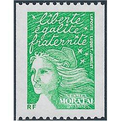 2002 Frankreich Mi# 3673ICy  ** Perfekter Zustand. Marianne Luquet (Michel)  Persönlichkeiten