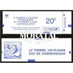 0 France  Sc# 0  ** MNH Very Nice. Marianne de Luquet (Scott)