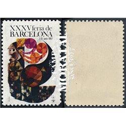 [16] 1967 Spain 35 XXXV Barcelona Fair  ** MNH Very Nice  (Scott)