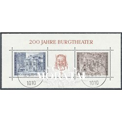 [23] 1957 Austria Sc B299 Stamps Day  ** MNH Very Nice Stamps in Perfect Condition. (Scott)