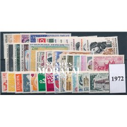 [21] 1972 France  Year Set Complete **MNH LUXURY   Stamps in Perfect Condition. LUXE ()