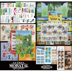 [21] 2003 France  Year Set Complete **MNH LUXURY   + 11 Sheets + 5 Booklet Stamps in Perfect Condition. LUXE ()