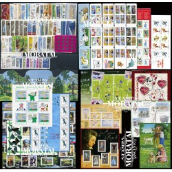 [21] 2006 France  Year Set Complete **MNH LUXURY   + 12 Sheets + 6 Booklet Stamps in Perfect Condition. LUXE ()