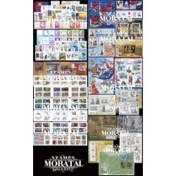 [21] 2010 France  Year Set Complete **MNH LUXURY   + 15 Sheets + 8 Booklet Stamps in Perfect Condition. LUXE ()