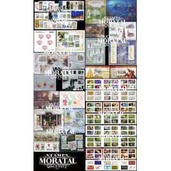 [21] 2012 France  Year Set Complete **MNH LUXURY   + 19 Sheets + 10 Booklet Stamps in Perfect Condition. LUXE ()