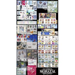 [21] 2013 France  Year Set Complete **MNH LUXURY   + 14 Sheets + 10 Booklet Stamps in Perfect Condition. LUXE ()