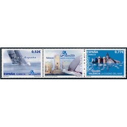 2004 Spain  Sc 3301 Spain 2004. City of del Mar Exposition **MNH Very Nice, Mint Hever Hinged?  (Scott)