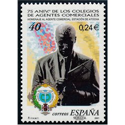 2000 España 3771 Sta.Maria La Real    (Edifil)