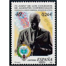 2001 Espagne 3343 Agents commerciaux  **MNH TTB Très Beau  (Yvert&Tellier)