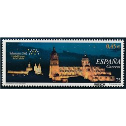 2001 Spanien 3649 Salamanca 2002  ** Perfekter Zustand  (Michel)